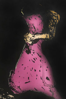 Second Dream 1981 Limited Edition Print by Fritz Scholder