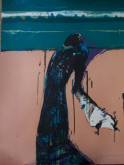 Portrait of a Dream Limited Edition Print by Fritz Scholder