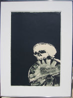 Anpao Deather 1976 Limited Edition Print by Fritz Scholder - 1