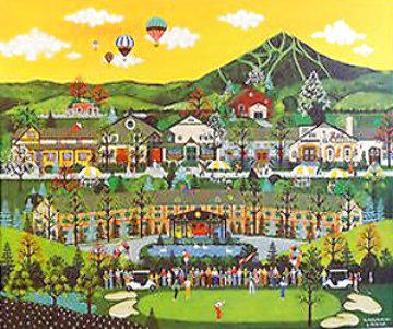 Sun Valley Spellbinder AP Limited Edition Print - Jane Wooster Scott