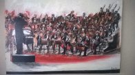 Cresendo 2003  40x60 Super Huge Original Painting by Ernesto Seco - 3
