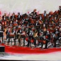 Cresendo 2003  40x60 Super Huge Original Painting by Ernesto Seco - 2