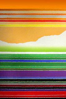 Saddleback Mountain 1980 Limited Edition Print by Arthur Secunda