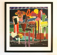 Beverly Hills Forest AP 1982 Limited Edition Print by Arthur Secunda - 1