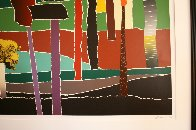 Beverly Hills Forest AP 1982 Limited Edition Print by Arthur Secunda - 3