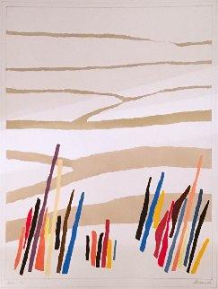 Janvier 1981 Limited Edition Print by Arthur Secunda