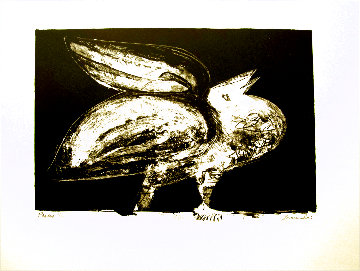 Pajaro 1971 Limited Edition Print - Arthur Secunda