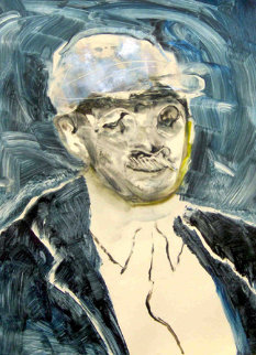 Clark Terry Monotype 2010  Works on Paper (not prints) by Arthur Secunda