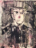 On the Town Monotype 2008 30x22 Works on Paper (not prints) by Arthur Secunda - 0
