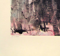 On the Town Monotype 2008 30x22 Works on Paper (not prints) by Arthur Secunda - 4