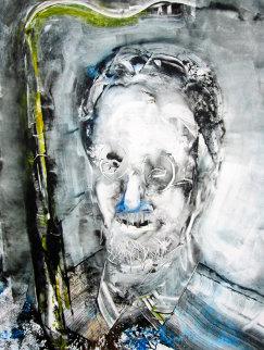 Joe Henderson  2010 30x22 Works on Paper (not prints) by Arthur Secunda
