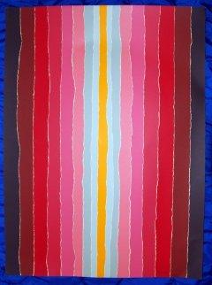 Waves 1978 Limited Edition Print by Arthur Secunda
