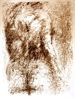 Nude Female Torso 1975 Limited Edition Print - George Segal