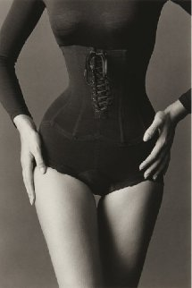 Corset 1962 Limited Edition Print - Jeanloup Seiff