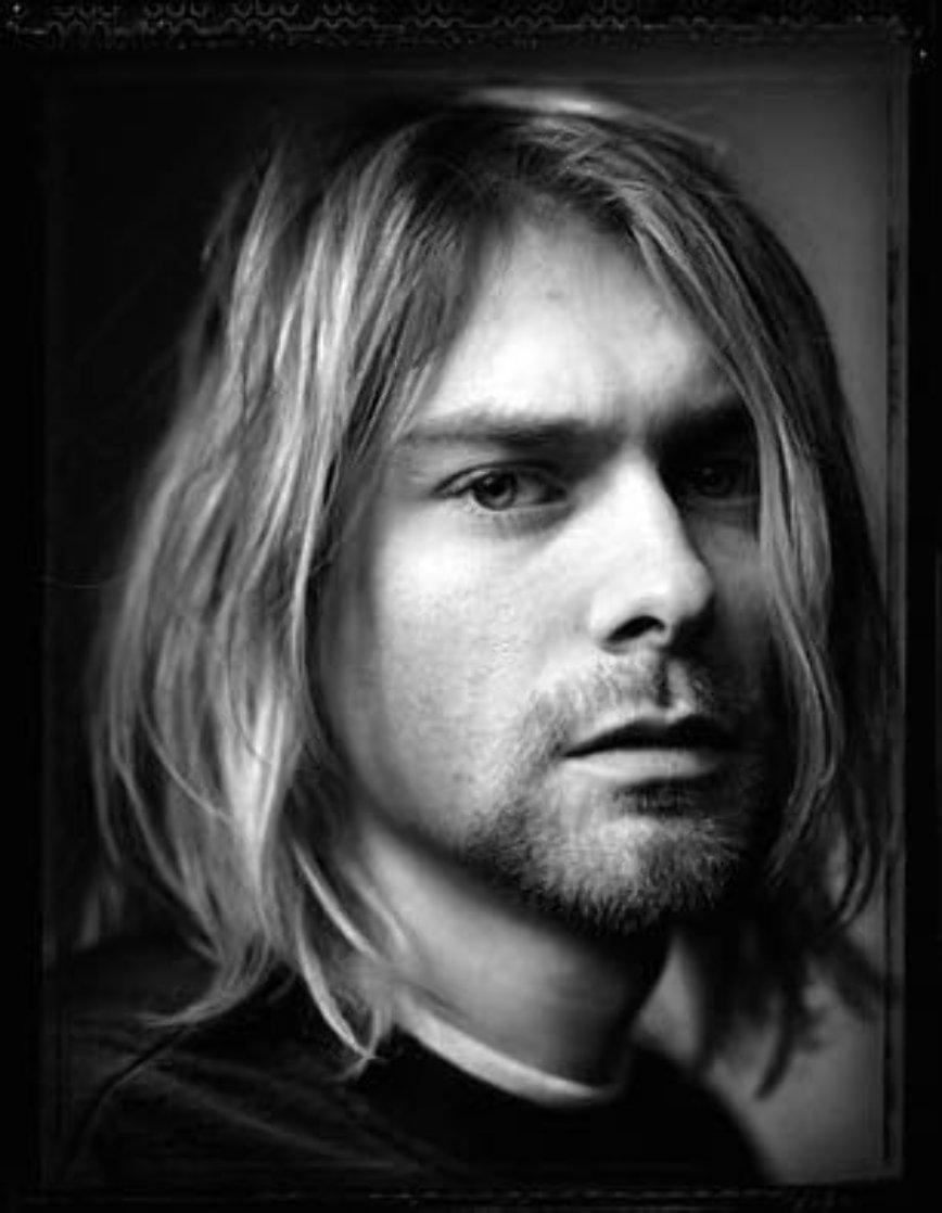 Kurt Cobain, Kalamazoo, Michigan 1993 Limited Edition Print by Mark Seliger