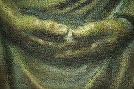 Buddha 2015 40x30 Original Painting by Robert Semans - 3