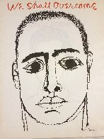 Nine Drawings By Ben Shahn Portfolio of 9 Prints 1965 Limited Edition Print by Ben Shahn - 5