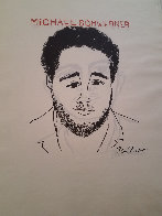 Nine Drawings By Ben Shahn Portfolio of 9 Prints 1965 Limited Edition Print by Ben Shahn - 1