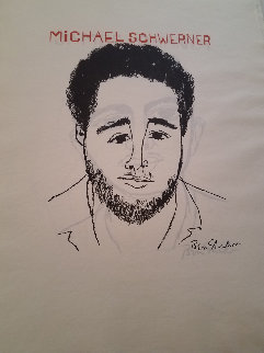 Nine Drawings By Ben Shahn Portfolio of Prints 1965 Limited Edition Print - Ben Shahn