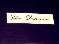 Human Relations Portfolio: Chaney, Goodman And Schwerner  1965 Limited Edition Print by Ben Shahn - 3
