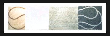 Origin and Return 5 2004  22x88 Huge Limited Edition Print - David Shapiro