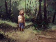 Summer Woods PP 1978 Limited Edition Print by Adolf Sehring - 3