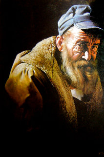 Leroy, a Man From Piedmont Country 1986 Limited Edition Print - Adolf Sehring