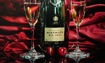 Bollinger 2011 36x60 Original Painting by Alexander Sheversky
