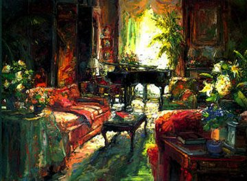 Day Room AP 2002 Limited Edition Print by Stephen Shortridge