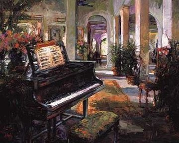 Sunday Sonata 2004 Limited Edition Print - Stephen Shortridge