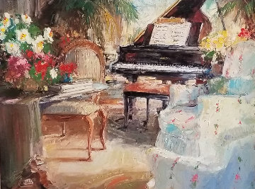 Classic Comfort AP 2004 Limited Edition Print by Stephen Shortridge