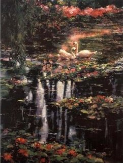 Serenity AP Limited Edition Print by Stephen Shortridge