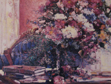 Petals and Poetry Limited Edition Print by Stephen Shortridge