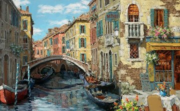 Reflections of Venice 2010 Limited Edition Print by Viktor Shvaiko