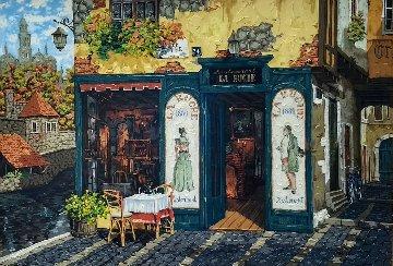 Memories De Provence, Suite of 2 Prints 1998 Limited Edition Print - Viktor Shvaiko