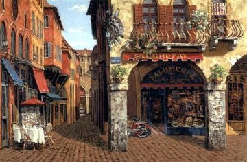 Colors of Italy 1999 Limited Edition Print by Viktor Shvaiko