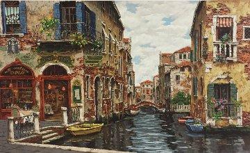 Dreams of Venice  Limited Edition Print by Viktor Shvaiko