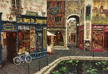 Les Noces De Jeannette 2004 Limited Edition Print by Viktor Shvaiko