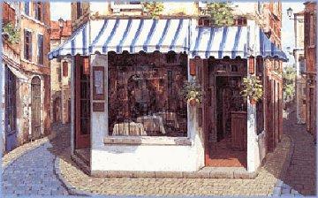 Conte Pescaor 1997 Limited Edition Print by Viktor Shvaiko