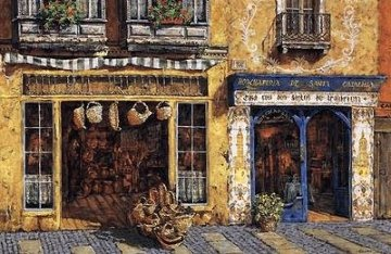 Calle Del Sol PP Limited Edition Print - Viktor Shvaiko