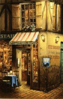 Light From the Window PP Limited Edition Print by Viktor Shvaiko