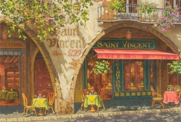Summer in Provence PP Limited Edition Print - Viktor Shvaiko