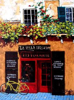 La Villa Miranda PP Limited Edition Print by Viktor Shvaiko