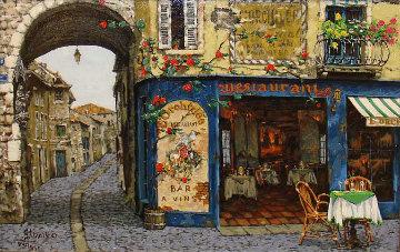 Les Bijoux De Provence Suite: L\'orchidee PP Limited Edition Print - Viktor Shvaiko