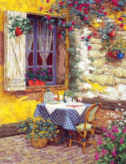 Garden Lace PP Limited Edition Print by Viktor Shvaiko
