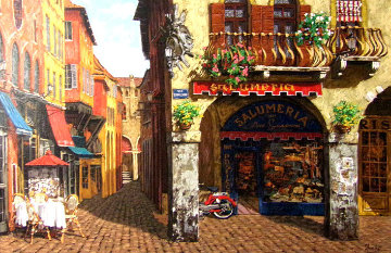 Colors of Italy PP Limited Edition Print by Viktor Shvaiko