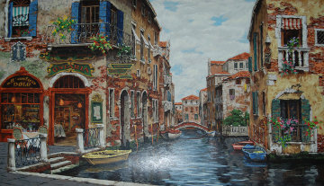 Dreams of Venice 2001  Limited Edition Print by Viktor Shvaiko