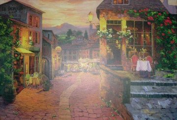 Cobbleston Sunset 2005 Limited Edition Print by Viktor Shvaiko
