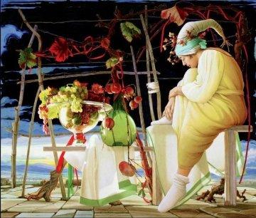 Allegoria Autunnale 2006 Limited Edition Print - Pietro Signorelli