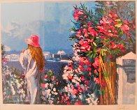 Le Jardin 1999  Limited Edition Print by Nicola Simbari - 1